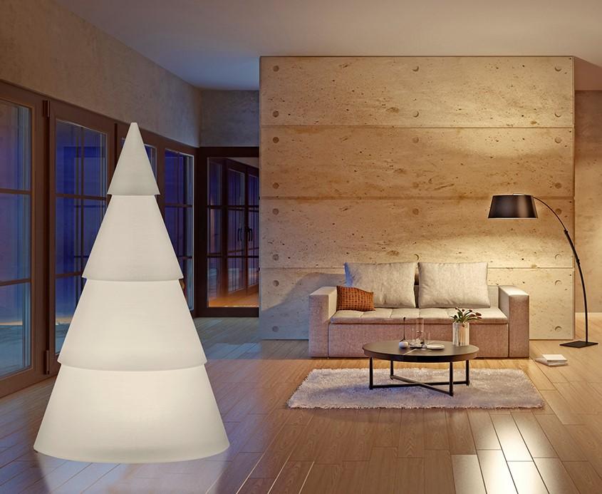 arbre lumineux interieur